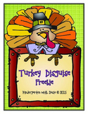 Turkey Disguise Craft