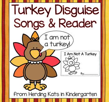 Turkey Disguise Songs & Reader
