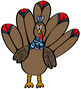 Turkey Disguises Doodles
