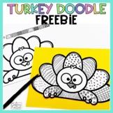 Turkey Doodle Freebie