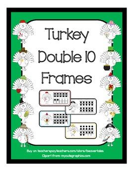 Turkey Double 10 Frames