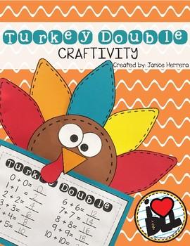 Turkey Double Craftivity