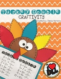 Turkey Double Craftivity