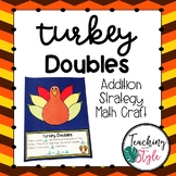 Turkey Doubles Math Craftivity