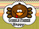 Turkey Emoji Freeze Dance Movement/Brain Break Activity - PDF