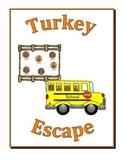 Turkey Escape Ten Frame Game