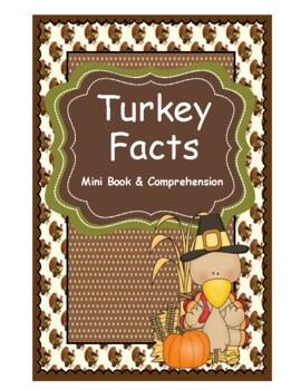 Turkey Facts Mini-Book