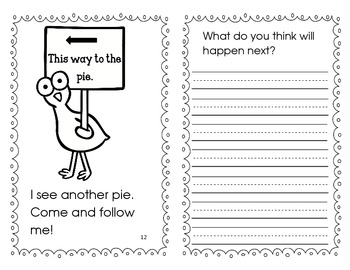 Turkey Facts/Turkey Fractions-Two Printable Books