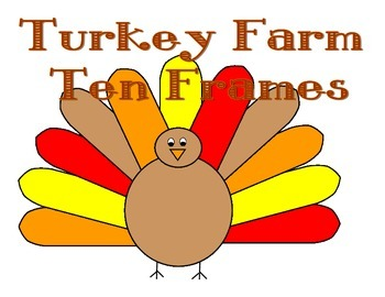 Turkey Farm Ten Frame