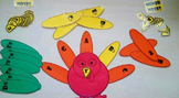 Turkey Feather Five Finger Patterns - HARD GOOD