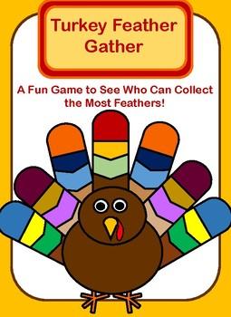 Turkey Feather Gather