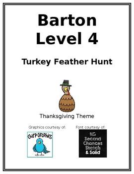 Turkey Feather Hunt: Advanced
