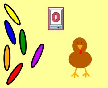 Turkey Feather Math