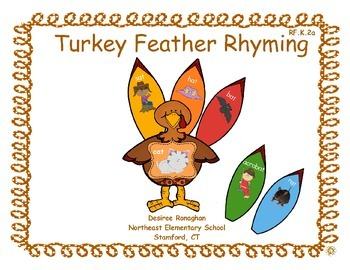 Turkey Feather Rhyming