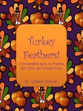 Turkey Feathers:  A Cooperative game to practice GCF, LCM, and Simplest Form