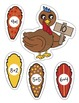 Turkey Feathers- Addition Facts to 10
