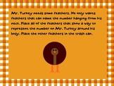 Turkey Feathers Math