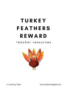 Turkey Feathers Reward