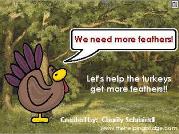 Turkey Feathers of Punctuation
