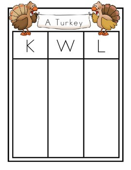 All About Turkeys!