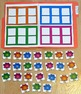 Turkey File Folder Game:  Silly Turkeys Color Sort I