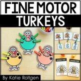 Turkey Fine Motor Activities