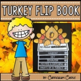 Turkeys Flip Book {Reading Comprehension & Craft}