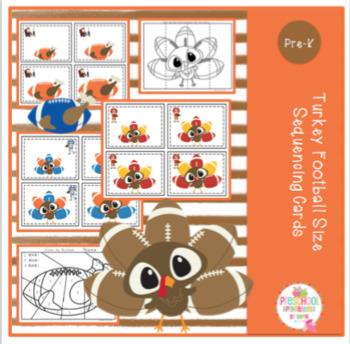 Preschool Sequencing Cards Teaching Resources Teachers Pay Teachers