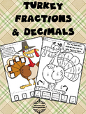 Turkey Fractions and Decimals
