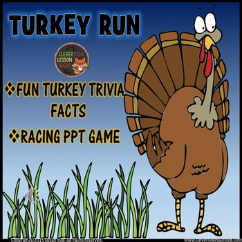 Turkey Facts - Power Point Game