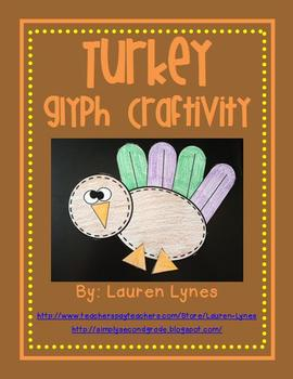 Turkey Glyph Craftivity!