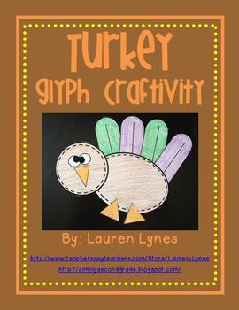 Turkey Glyph Craftivity!