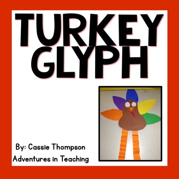 Turkey Glyph FREEBIE by Cassie Thompson