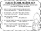 Turkey Glyph & Thanksgiving Writing Activities