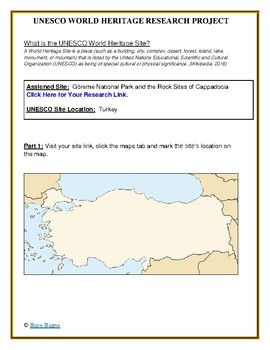 (Middle Eas) Turkey:Goreme National Park and the Rock Sites of Cappadocisa—Guide