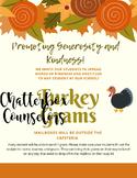 Turkey Grams- Thanksgiving Activity