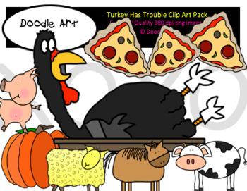Turkey Has Trouble