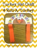 Turkey Hat Craft & Roll-A-Turkey Game