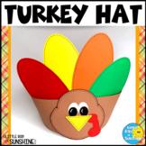 Thanksgiving Turkey Hat Headband