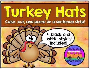 Turkey Hat - Turkey Headband