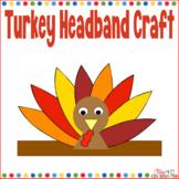 Turkey Headband Craftivity