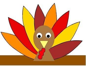 Turkey Thanksgiving Headband Craft