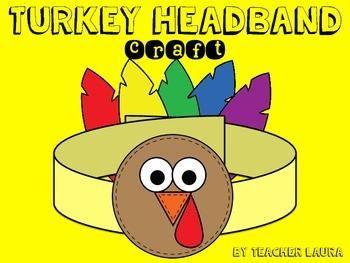 Turkey Headband Freebie