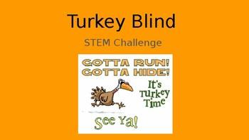 Turkey Blind STEM Challenge