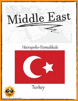 (Middle East GEOGRAPHY) Turkey: Hierapolis-Pamukkale—Research Guide