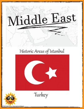 (Middle East GEOGRAPHY) Turkey: Historic Areas of Istanbul—Research Guide