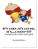 Turkey Hunt: a Call Number Review Game