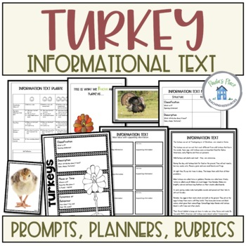 Turkey - Informational Text