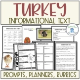 Turkey Informational Text