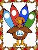 Thanksgiving Turkey Alphabet Sounds Game